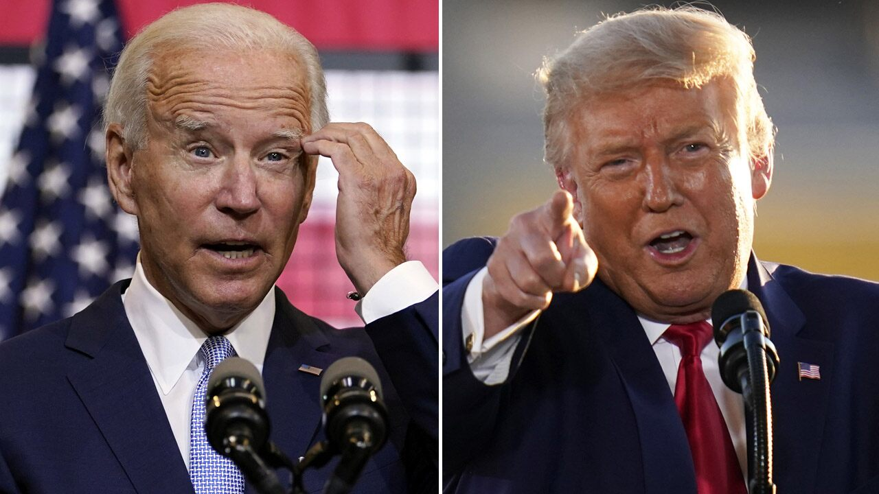 Biden campaign responds to Trump's call for drug test: 'President thinks his best case is made in urine'