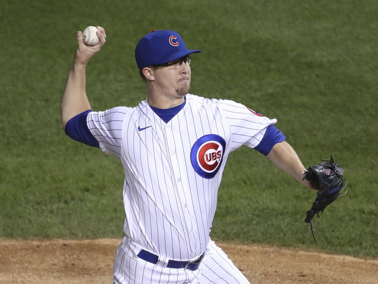 Cubs' winning streak snapped as Alec Mills loses first start after no-hitter