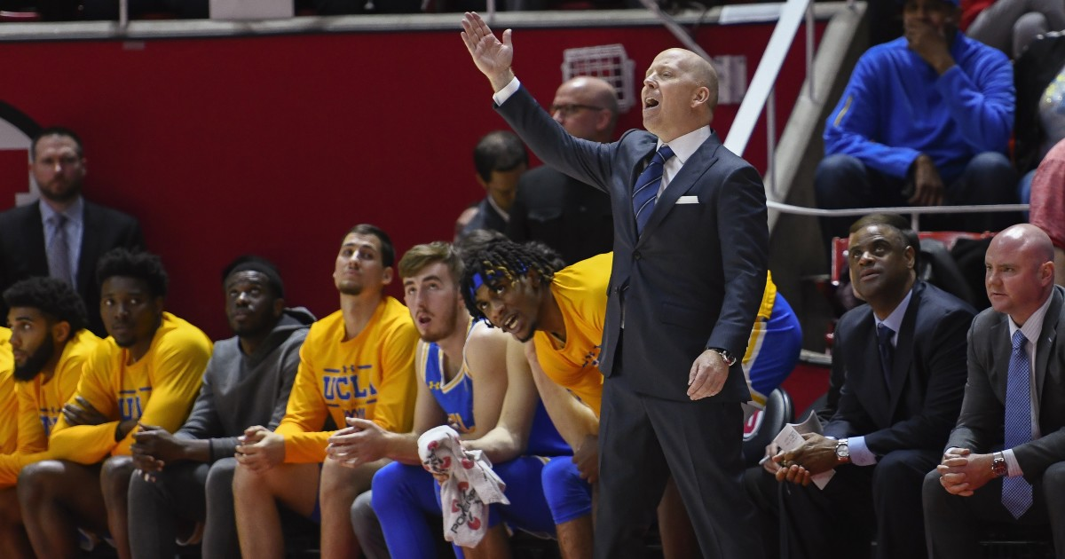 Cleared to play, UCLA men's basketball team must find opponents