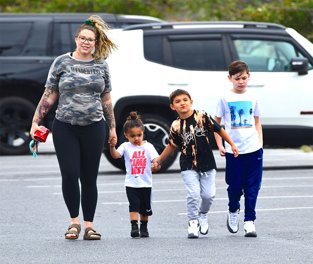Kailyn Lowry Lashes Out At Ex Chris Lopez For Cutting Son Lux's Hair Behind Her Back
