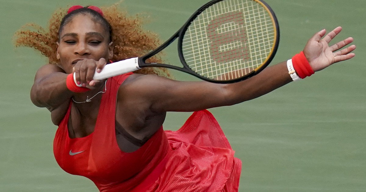 Serena Williams rebounds from slow start to beat Sloane Stephens at U.S. Open