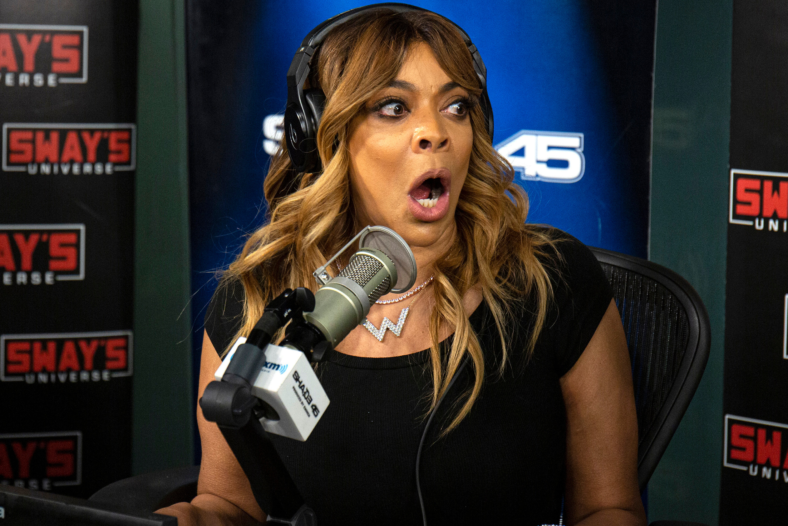 Wendy Williams shades ex-husband Kevin Hunter ahead of her show's return