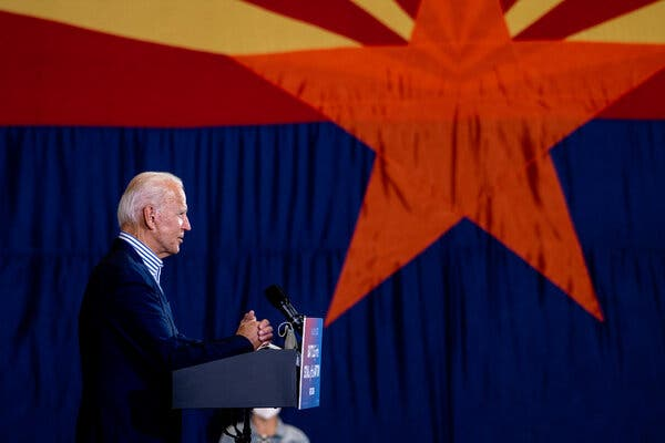 How Mormons Fed Up With Trump Could Help Lift Biden in Arizona