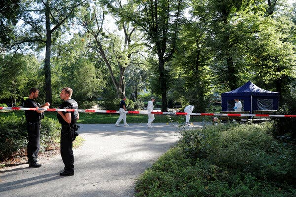 Berlin Trial Opens for Man Charged With Murder on Behalf of Russia