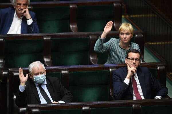 Poland Court Ruling Effectively Bans Legal Abortions