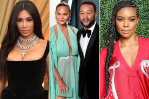 Kim Kardashian, Gabrielle Union support Chrissy Teigen after pregnancy loss