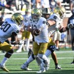Notre Dame stifles Georgia Tech, setting stage for top-5 clash with Clemson