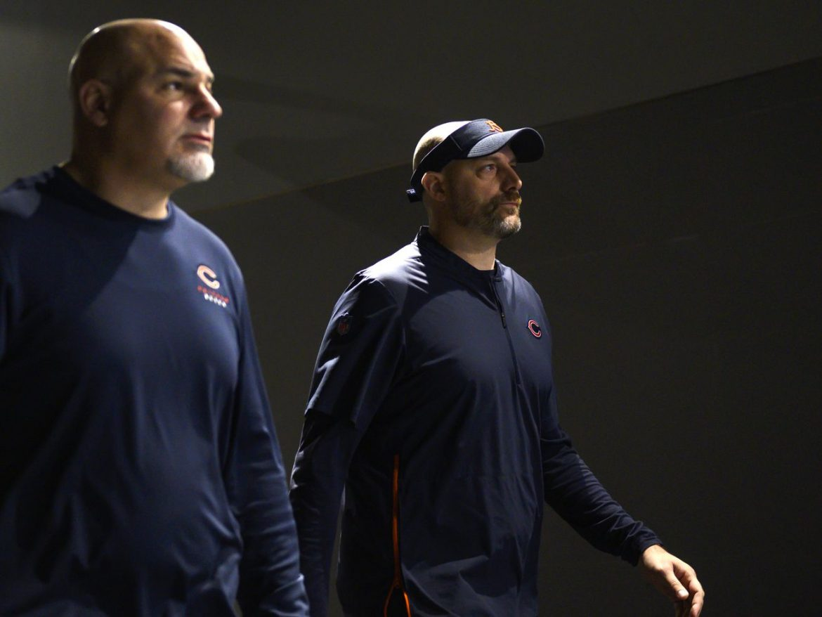 Bears remain under NFL's intensive protocol