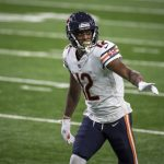 Bears WR Allen Robinson (concussion) misses week of practice heading into Saints game