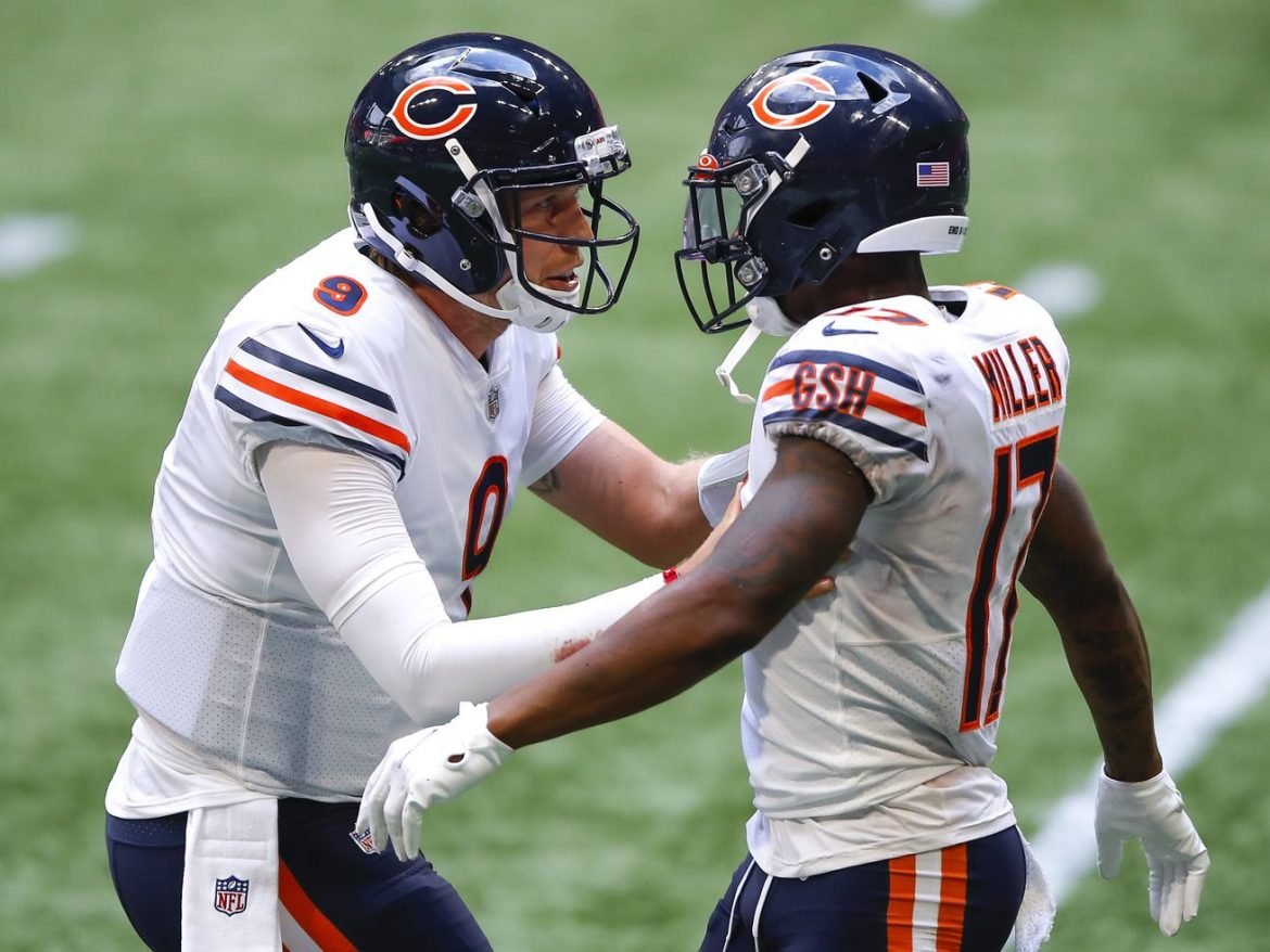 Time for action, not words from Nick Foles as the Bears move up in class