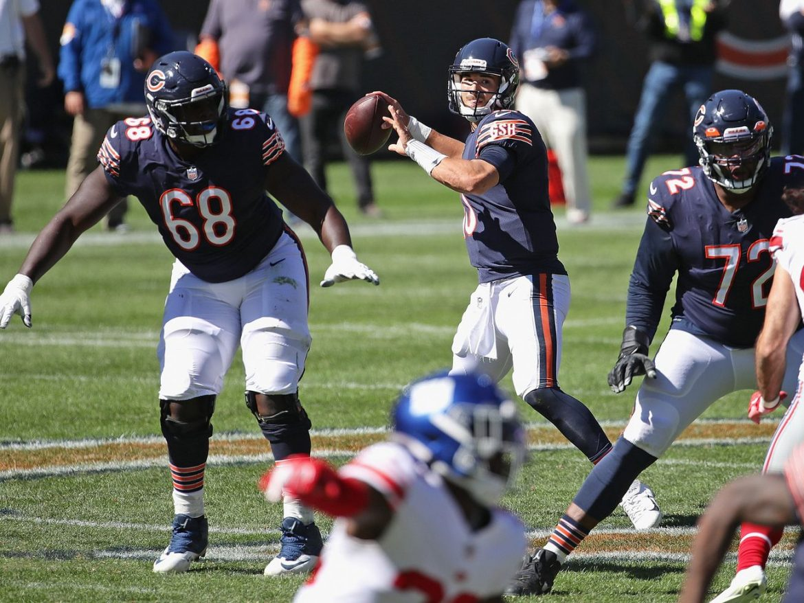 Bears' offensive line issue not an easy fix