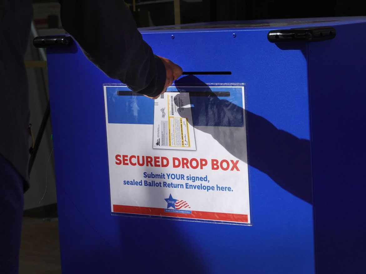 Delays leave suburban Cook voters wondering if their ballots will count