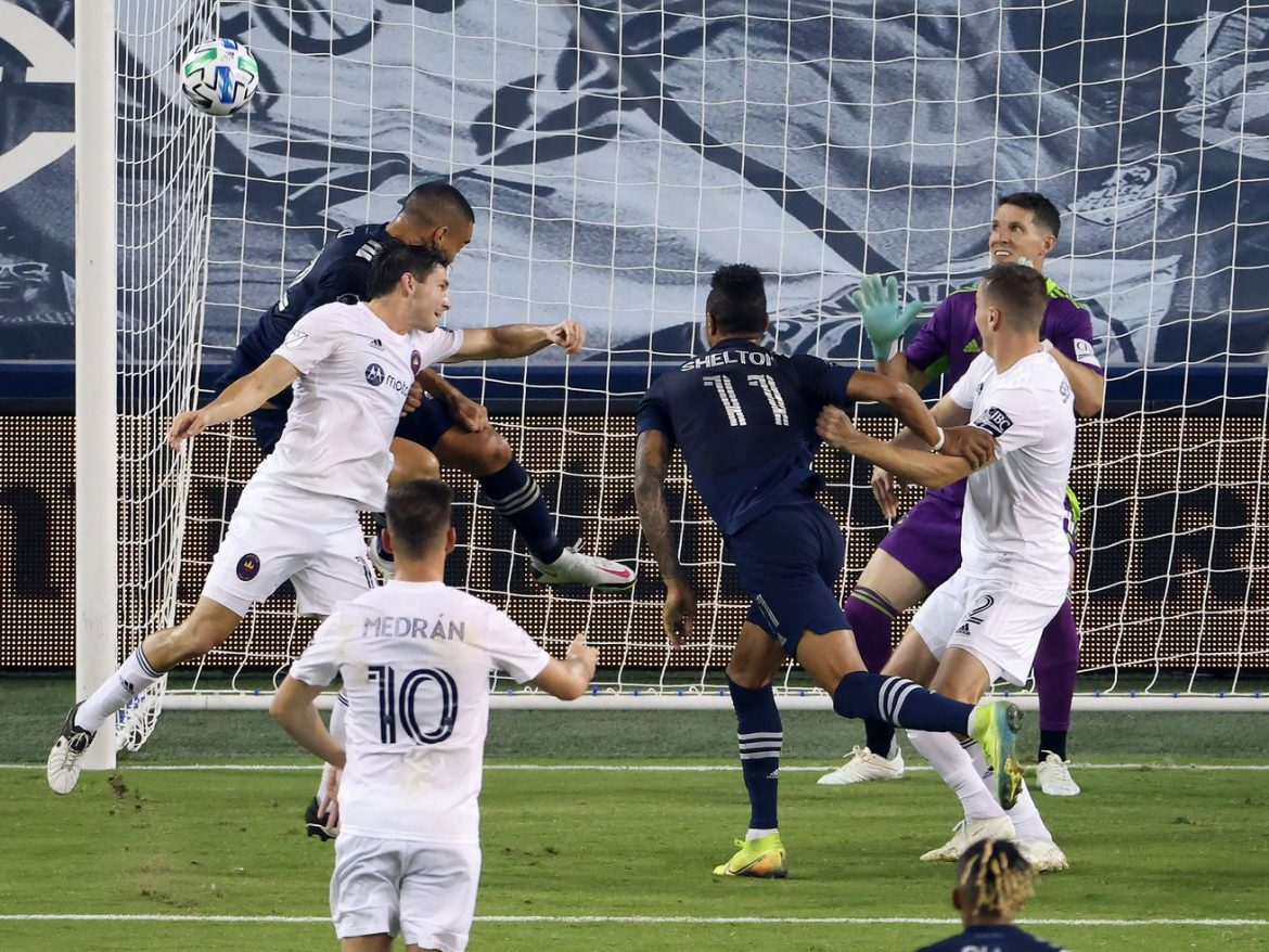 Chicago Fire must fix road woes to reach expanded playoffs