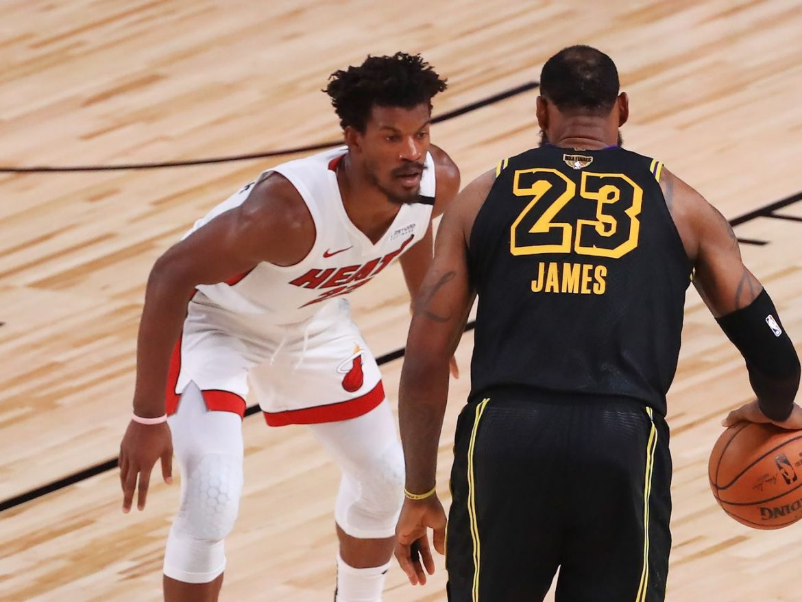This You Gotta See: ALCS, NLCS and a LeBron James-Jimmy Butler NBA Finals crescendo