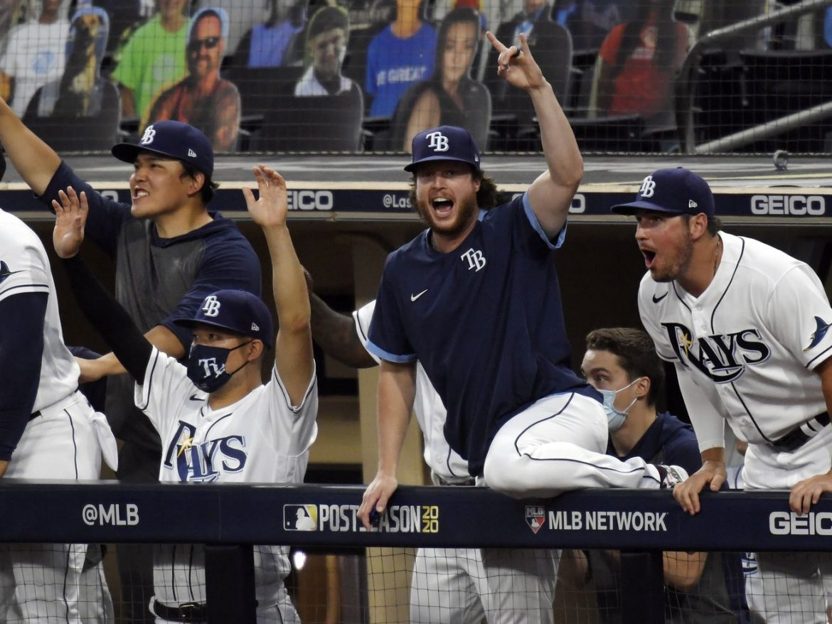 Arozarena, Rays top Astros in Game 7, reach World Series