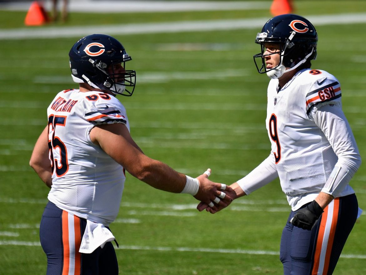 Bears need their QB to become First-Quarter Foles