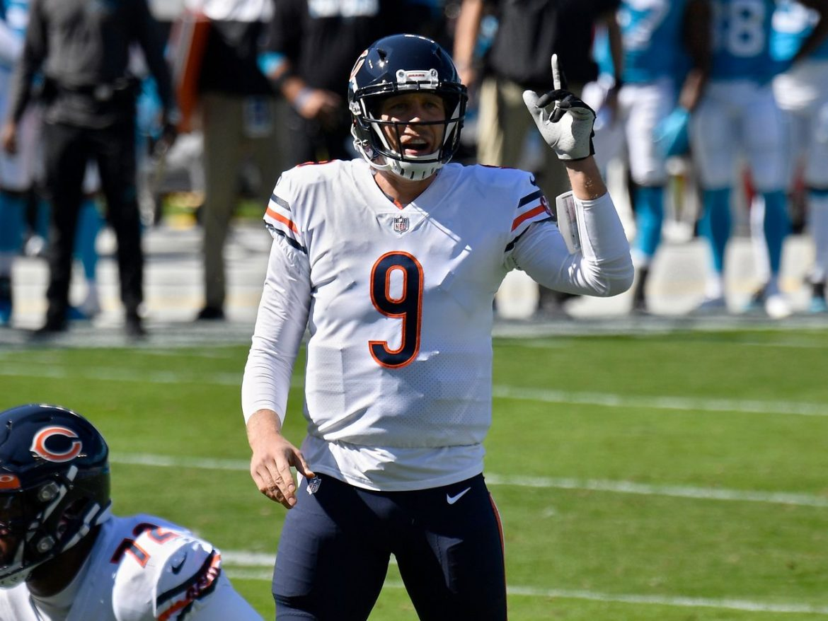 Bears want to ride Nick Foles' hot hand