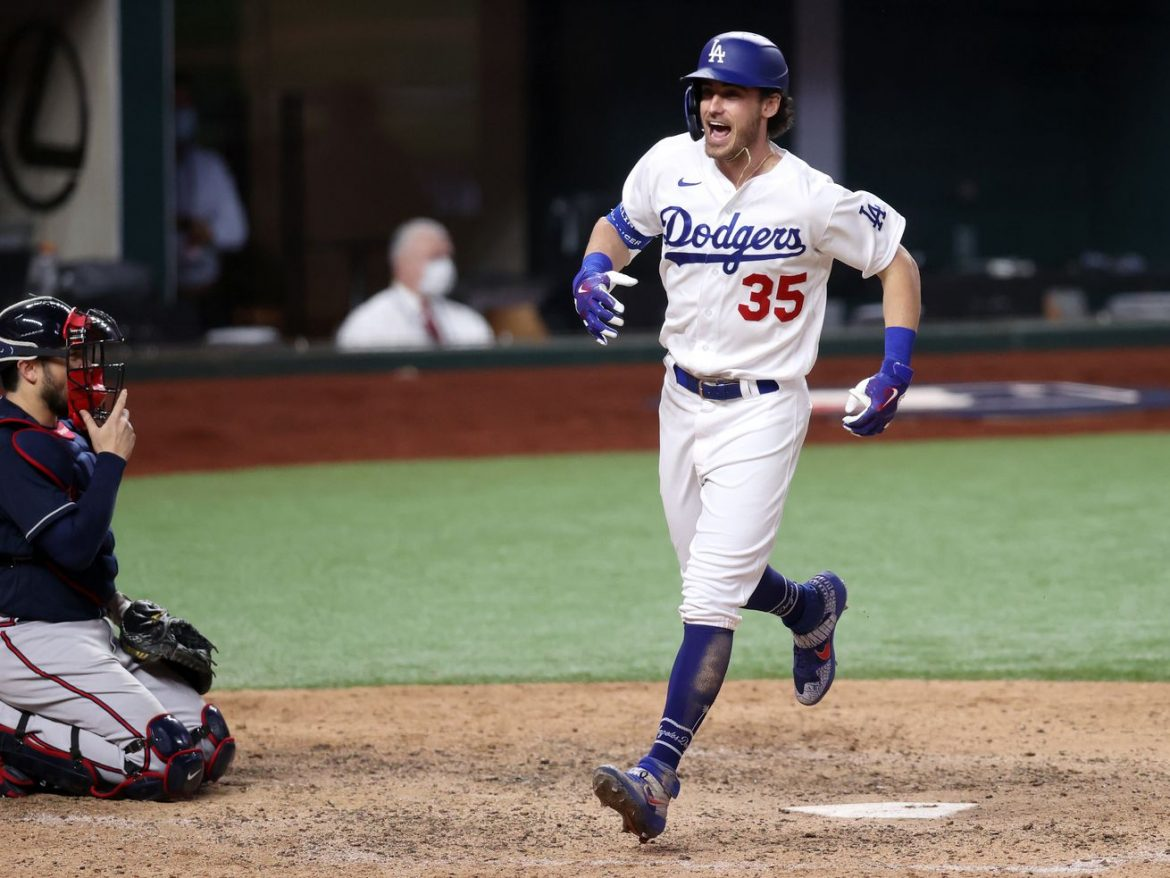 Dodgers beat Braves 4-3 in Game 7 of NLCS, advance to face Rays in World Series