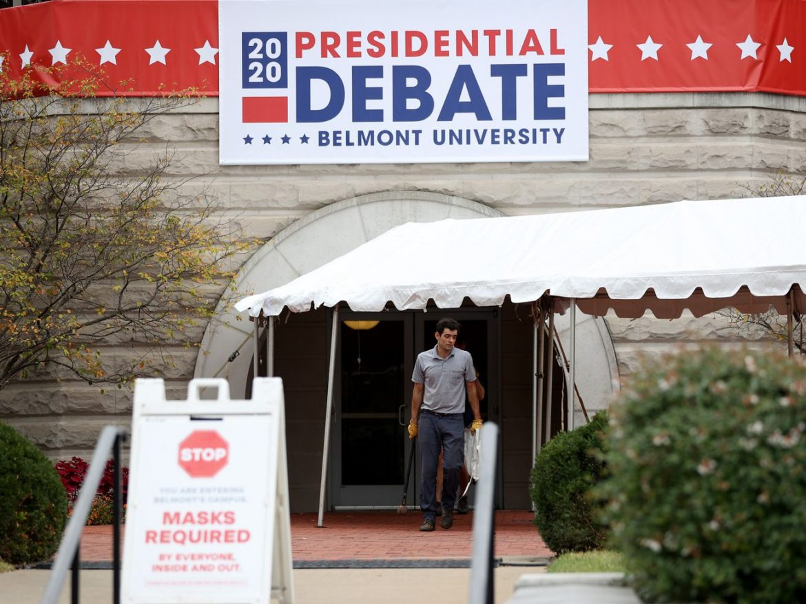 Debate commission adopts new rules for presidential debates
