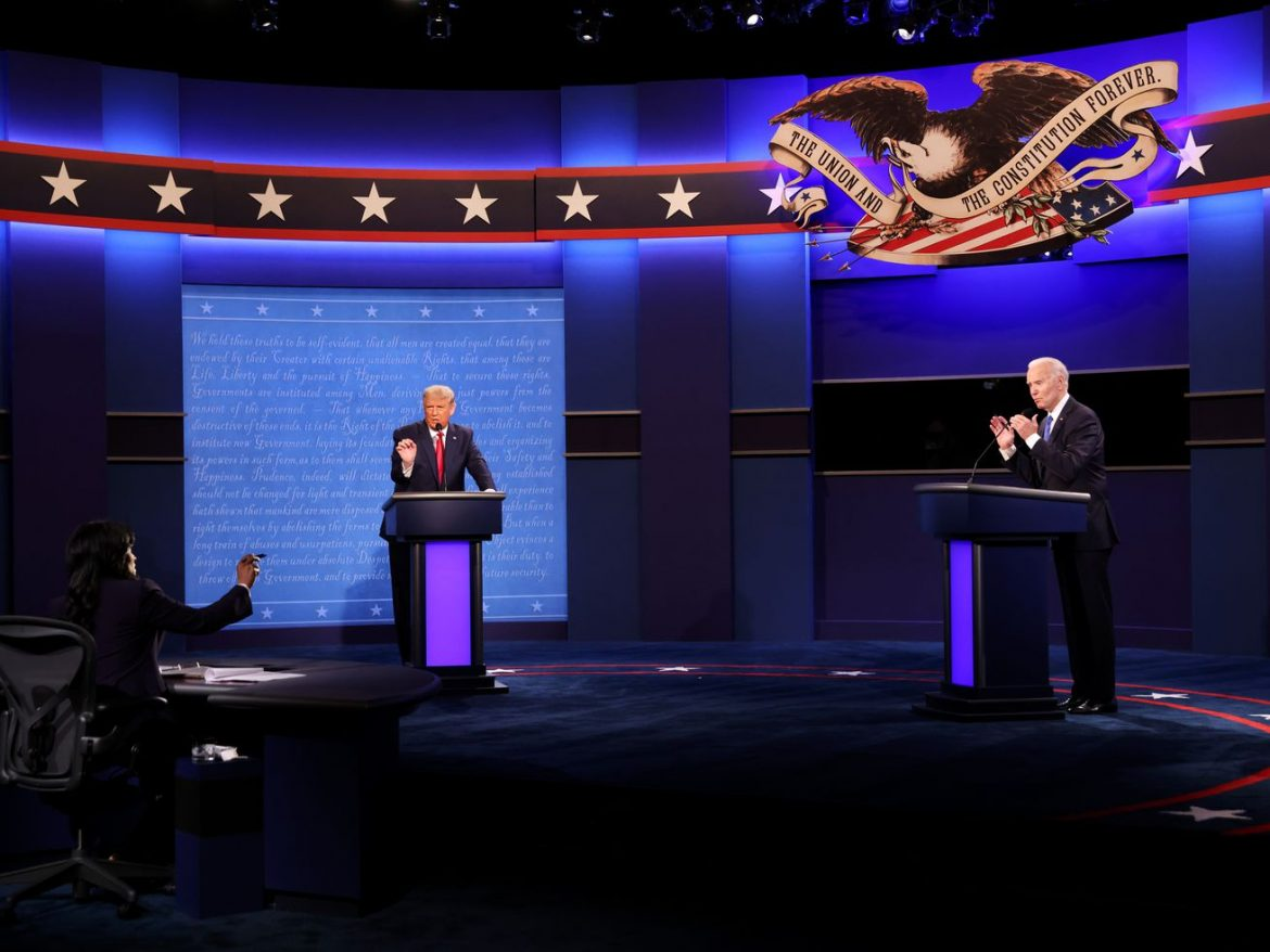 Fact check: Claims from final presidential debate verified
