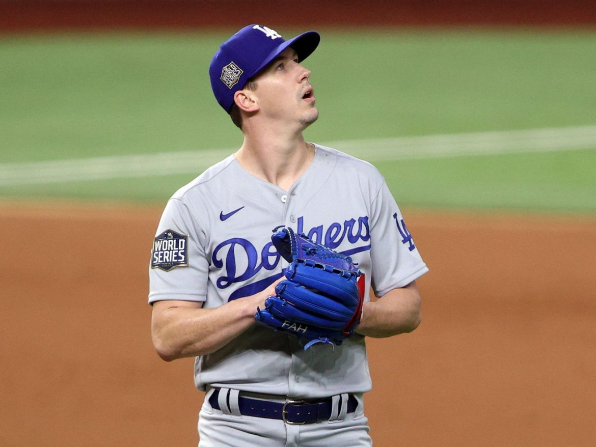 Walker Buehler stymies Rays to lead Dodgers to 6-2 victory in Game 3