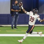 After injury scare, Bears' Eddie Jackson gets his TD