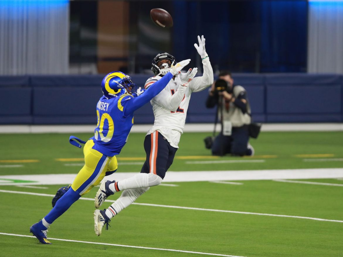 Can the Bears' offense withstand the loss of Allen Robinson?