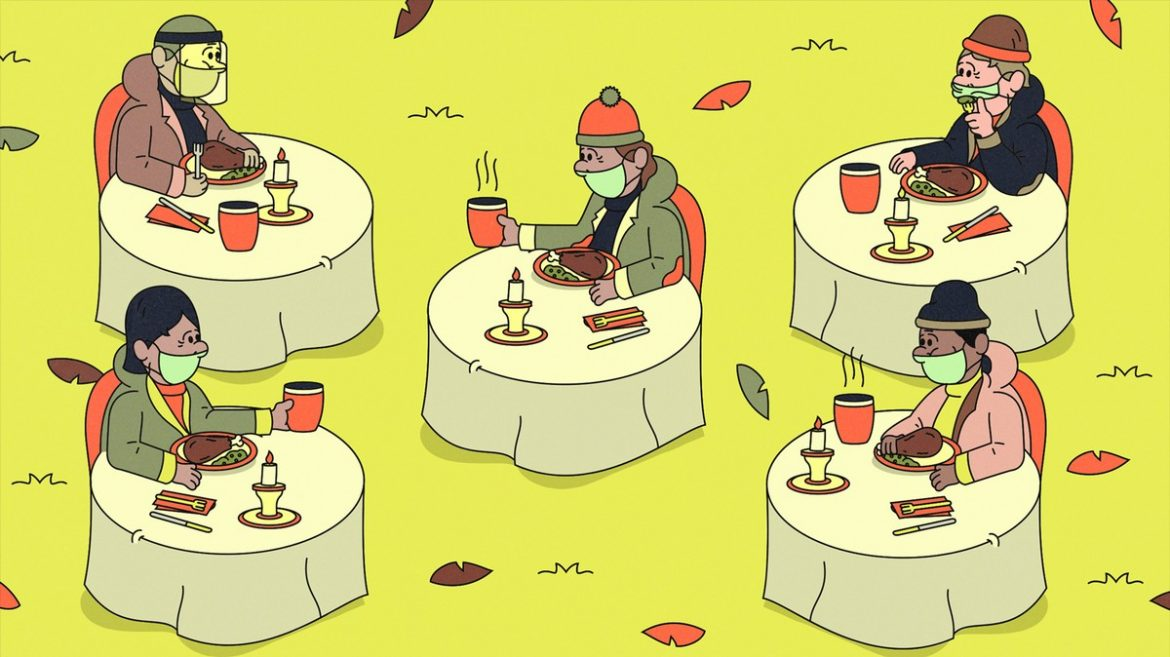 How to Have a Safe-ish Friendsgiving This Year