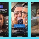 TikTok Wellness Influencers Want You to Tape Your Mouth Shut
