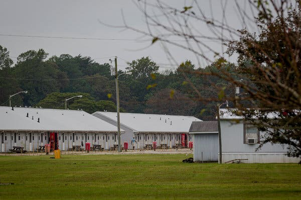 Migrant Farmworkers Under Lockdown: 'You're Practically a Slave'