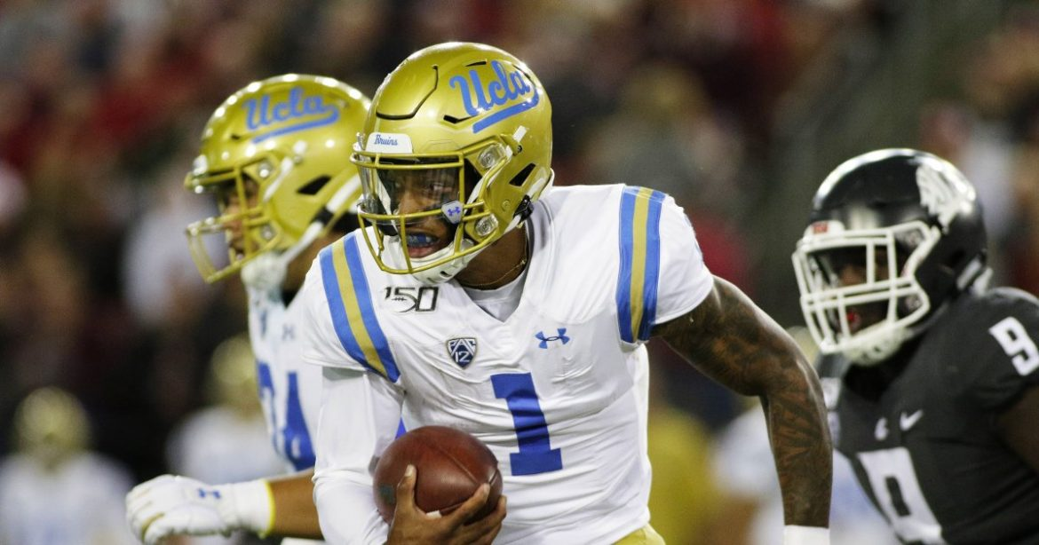 UCLA Bruins return to training camp changed by coronavirus, and ready for football