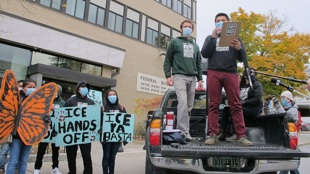 ICE settles lawsuit filed by immigrant activists in Vermont