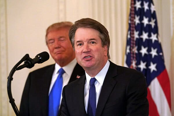 Kavanaugh's Opinion in Wisconsin Voting Case Raises Alarms Among Democrats