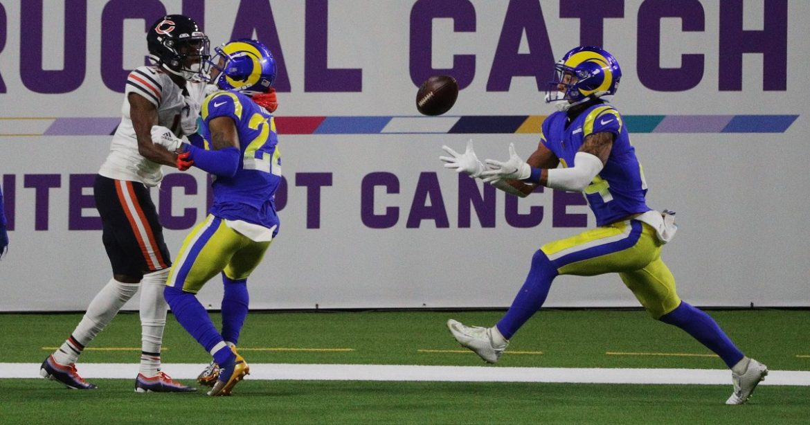 The Sports Report: Rams defeat the Chicago Bears