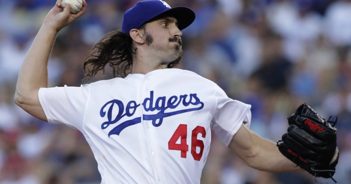 Dodgers' NLCS Game 2 starter Tony Gonsolin was a college outfielder, reluctant pitcher