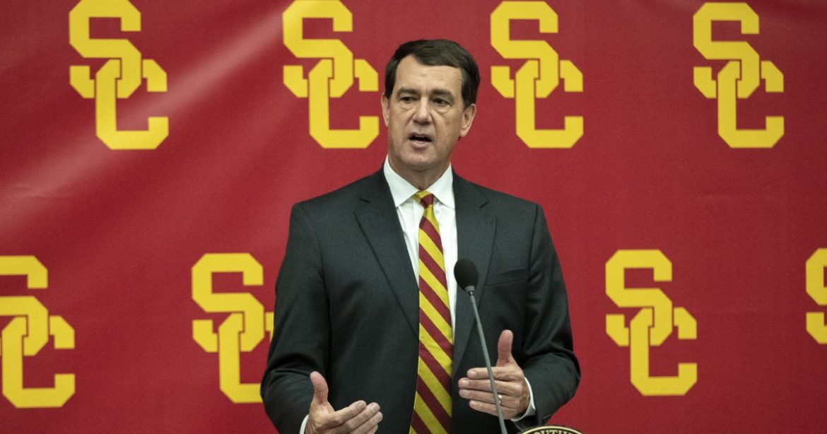 USC pulls in-house video after deeming it insensitive during pandemic
