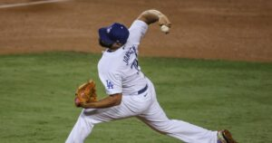 Kenley Jansen isn't at his best, but gets Game 1 save