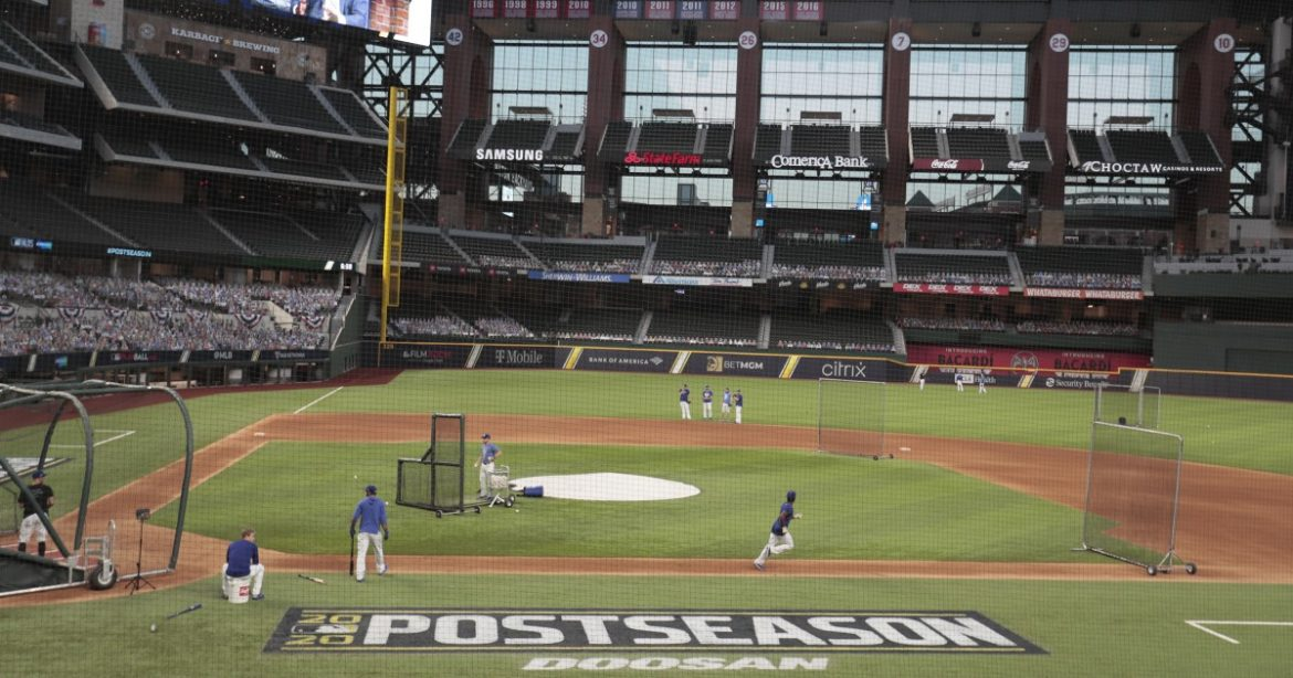 Spacious Globe Life Field could present challenge for power-hitting Dodgers and Padres