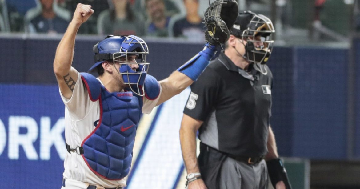 Dodgers' World Series Game 3 lineup: Austin Barnes is again behind the plate