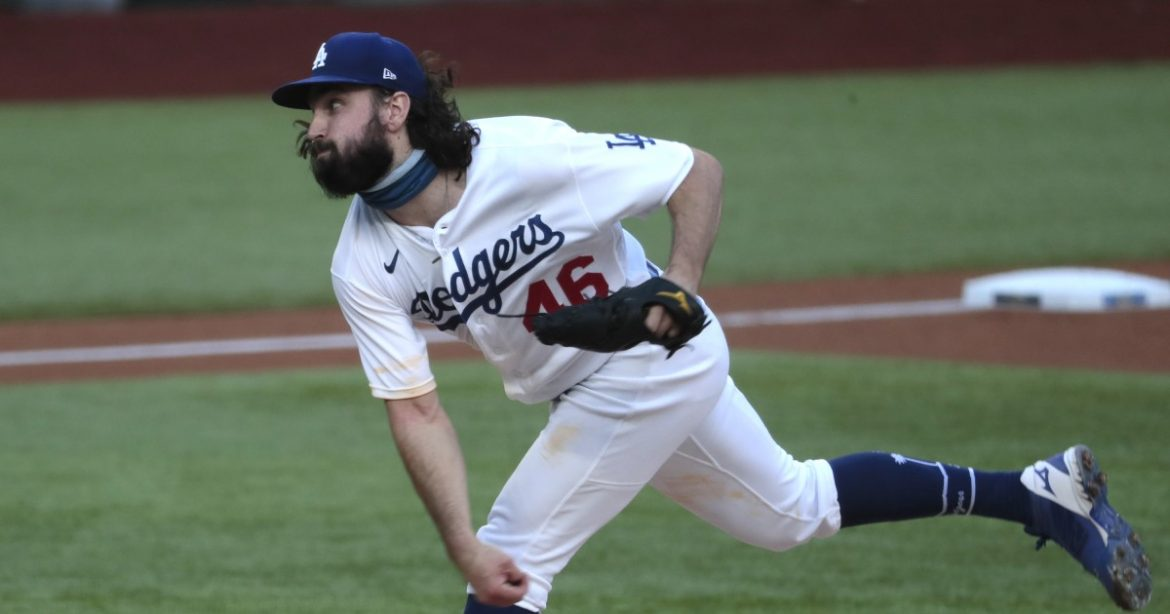 Hernández: Dodgers' pitching, once a strength, suddenly a problem