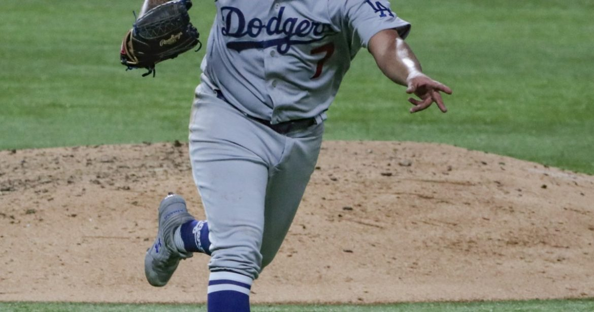 Dodgers' Julio Urías is most likely done for NLCS after five-inning start in Game 3