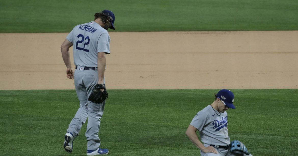 Plaschke: Dodgers' October nightmare is once again creeping up on them