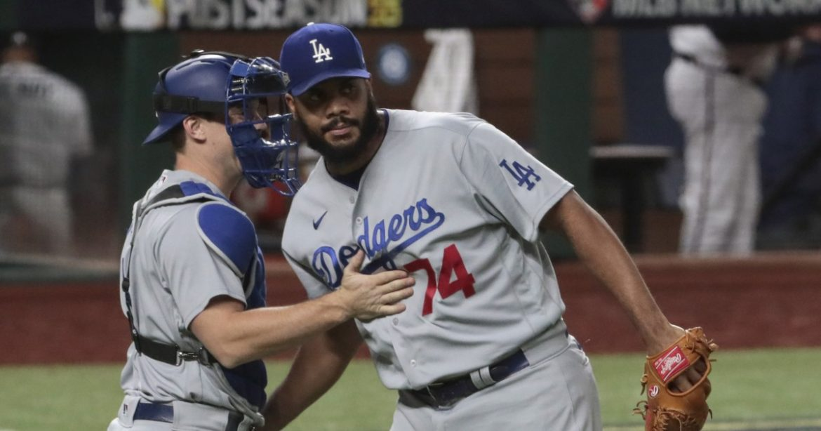 Kenley Jansen on his steely stare toward Dodgers' dugout: 'It was: Let's go'