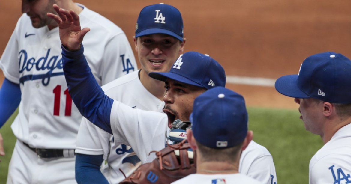 World Series rosters: Dodgers load up with 15 pitchers and 13 position players