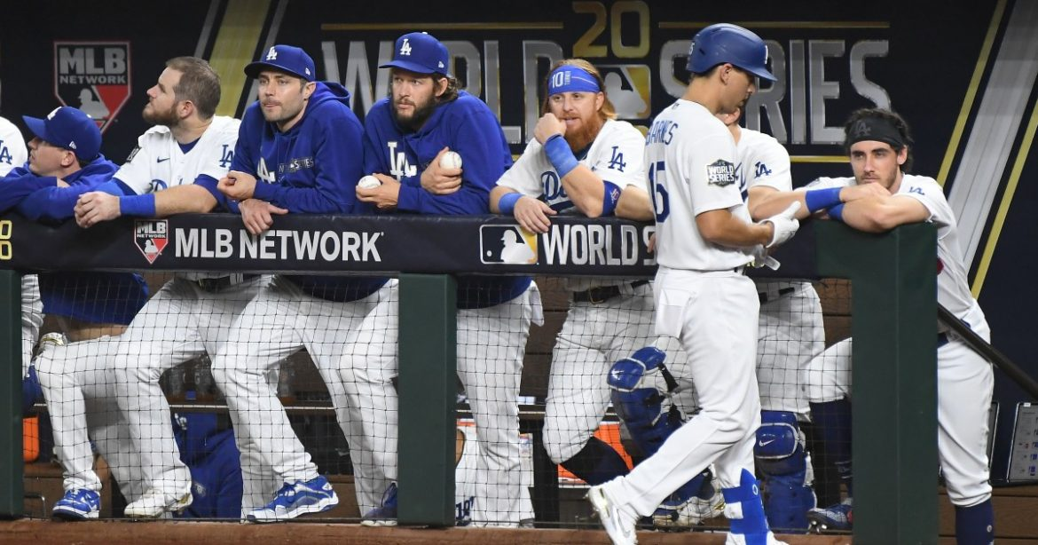 Dodgers Dugout: Rays win Game 2; day off today