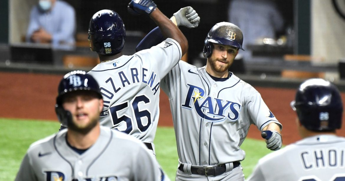 The Sports Report: Dodgers lose Game 2 to Rays