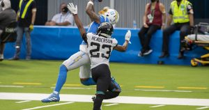 Chargers blow another big lead but this time bounce back to beat Jaguars