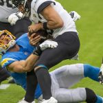 Chargers relieved to get win but concerned about weekly defensive meltdowns