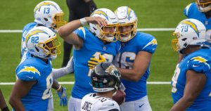 Bolting in right direction? Chargers look to end AFC West woes in Denver