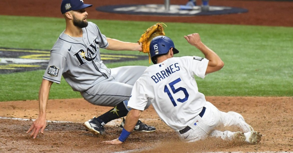 Hernández: Dodgers win World Series by Rays' bad move on Blake Snell